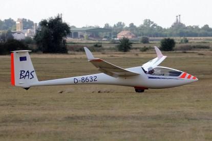 D-8632 ASW-20 a nemzeti bajnokságon